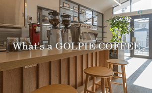 What's a GOLPIE COFFEE